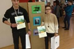 Медали и грамоти на Международния конкурс за фотография и рисунка