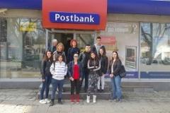 Ученици в ПГРКК отбелязват седмицата на парите